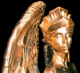 Angel of Peace Bronze Statue